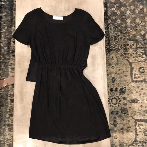 Amanda Uprichard Dresses Little Black Dress With Open Back Poshmark